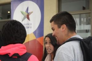 Feria Voluntariado Santiago