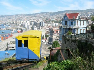 cerros Valparaíso