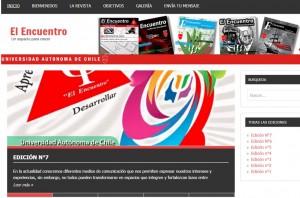 Revista El Encuentro