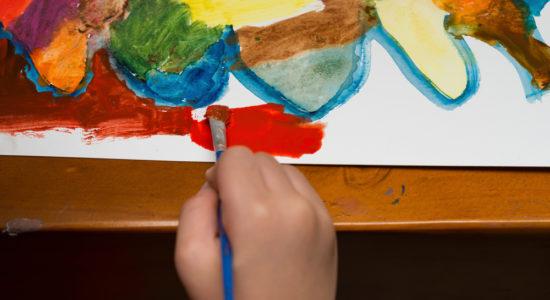 Taller de Pintura para niños (5 a 10 años)