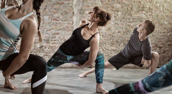 Zumba: El ritmo te mueve