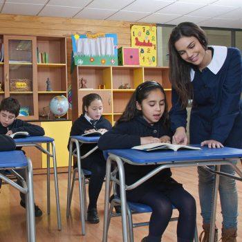 Pedagogía en Educación Parvularia