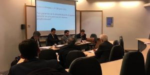 Nueve investigadores de la Facultad de Derecho UA expusieron en XLIX Jornadas de Derecho Público