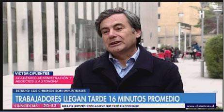 Entrevista Chilevisión
