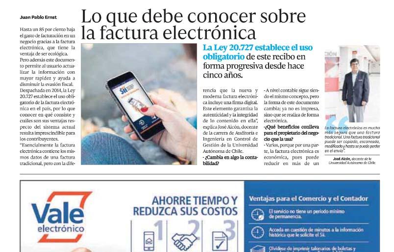 Entrevista Diario La Cuarta