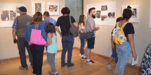 Muestra fotográfica de Frida Kahlo y Diego Rivera llega al Museo de Linares