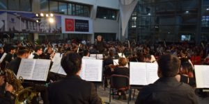 U. Autónoma regaló brillante concierto navideño a la comunidad