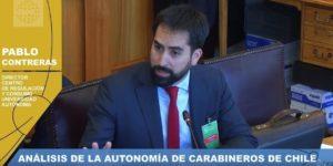 Investigador de Derecho UA expuso como invitado ante Comisión de DDHH del Senado