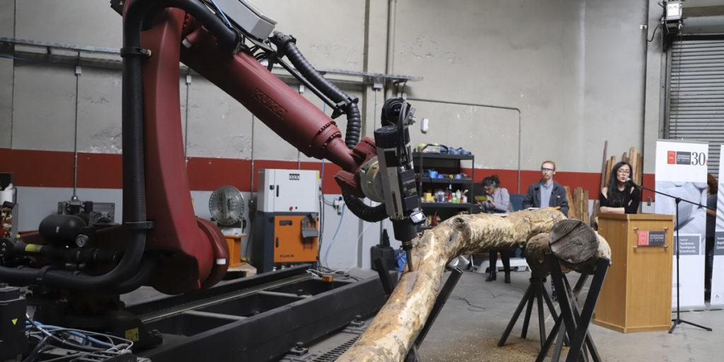 La Universidad Autónoma en Temuco inauguró un moderno laboratorio de fabricación digital