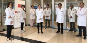Covid-19: Instituto de Ciencias Biomédicas UA valora creación de fondo de emergencia para laboratorios universitarios