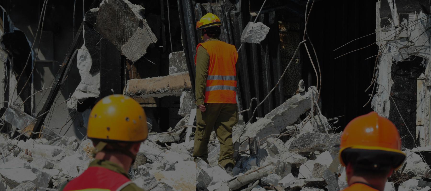 Máster en Investigación y Gestión de Emergencia y Desastre