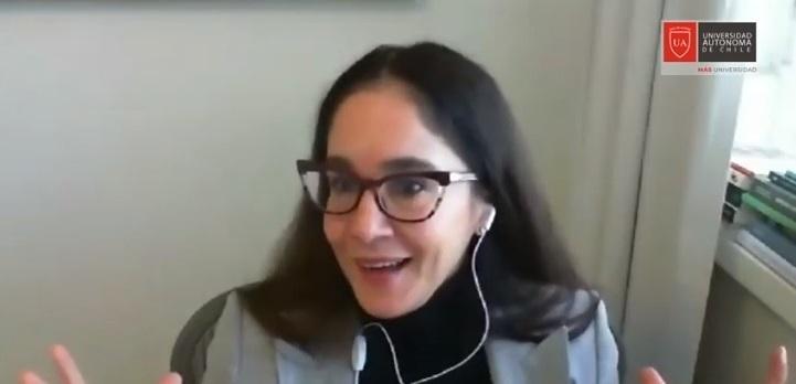 Académica del Centro Universitario de Brasilia analizó judicialización de crisis sanitaria en ese país