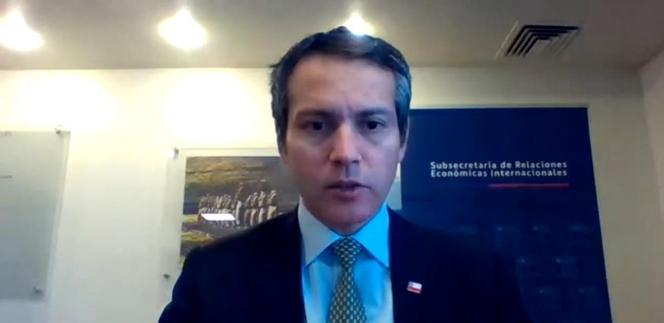 Subsecretario de Relaciones Económicas Internacionales inauguró seminario sobre laudos arbitrales de inversión