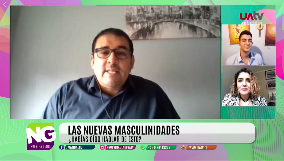 Nuevas Masculinidades : Académico UA explica el origen y significado del concepto