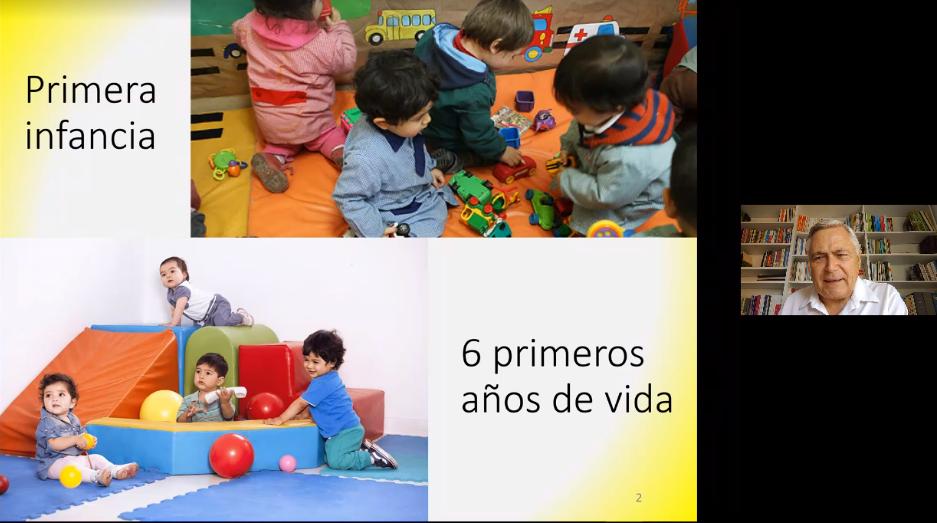 Educación emocional en primera infancia: un camino de oportunidades para la vida