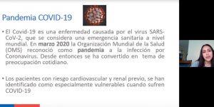 Enfermedades cardiovasculares en tiempos de pandemia