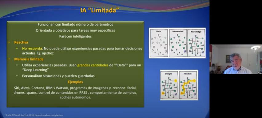 Expertos dictan seminario sobre inteligencia artificial y propiedad intelectual