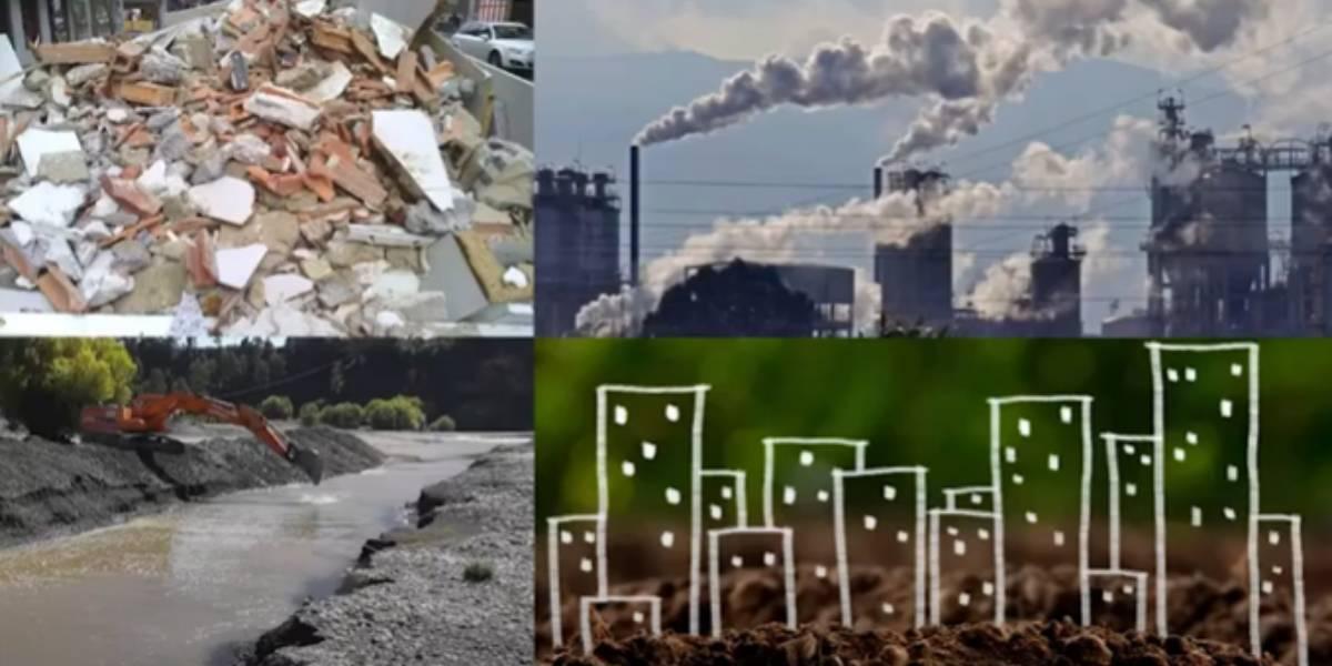 Expertos hablan sobre Gestión Ambiental en la construcción en charla online de la U. Autónoma