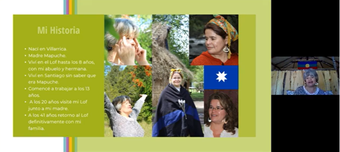 Mujeres mapuche plantean urgente necesidad de resguardar apropiación de derechos culturales
