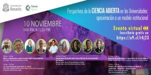 Directora de Eureka! de la Autónoma participará en evento internacional de la Universidad del Rosario