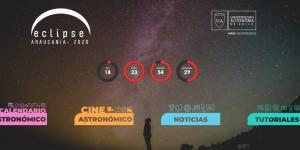 Conoce el nuevo sitio web educativo sobre el eclipse y fenómenos astronómicos