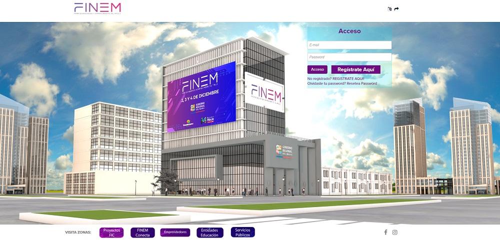 U. Autónoma presenta innovadores proyectos en nueva versión de FINEM