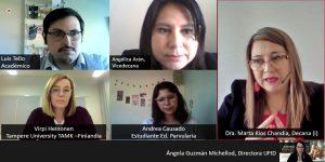 Facultad de Educación estrena su sitio web «Red Pedagógica de Colaboración»