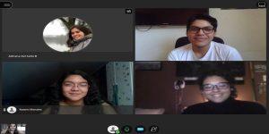 Estudiante de la Autónoma participó en encuentro internacional Global Meetz