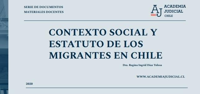 Academia Judicial publica material docente elaborado por académicos de la Universidad Autónoma de Chile