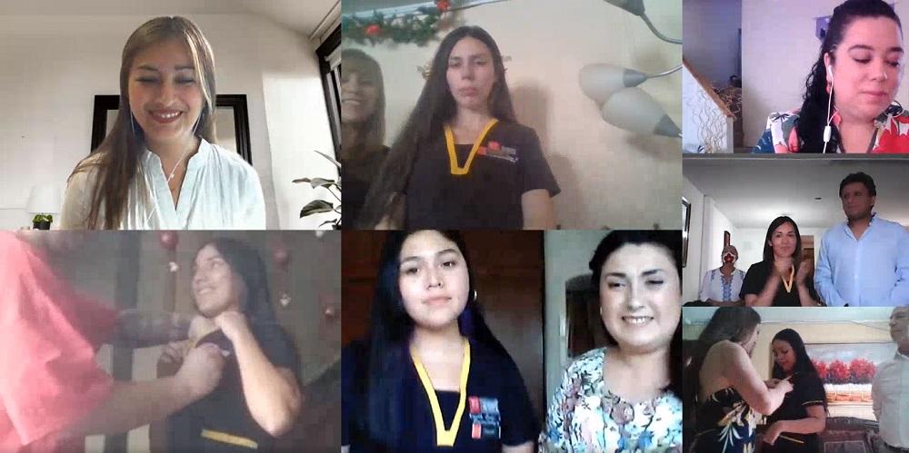 Estudiantes de Fonoaudiología inician sus prácticas en establecimientos de salud y educacionales del Maule