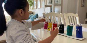 Jardín Infantil de la U. Autónoma Talca enfrenta un nuevo año de aprendizaje a distancia