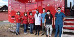 Médicos especialistas de la U. Autónoma apoyan Clínicas Móviles Municipales