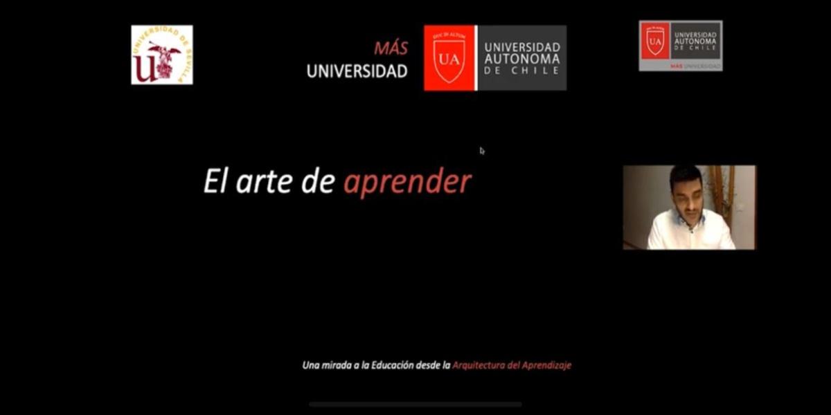 Facultad de Educación realizó conferencia inaugural del año académico 2021