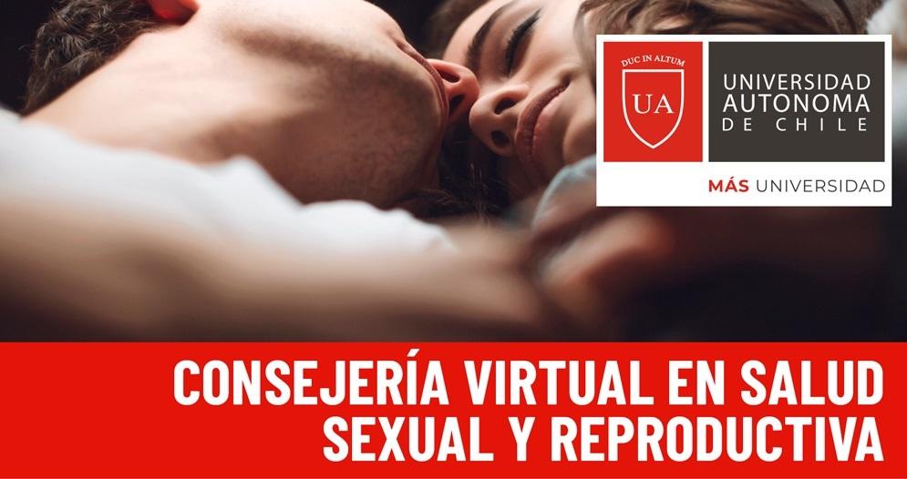 Continúa servicio de Consejería Virtual en Salud Sexual y Reproductiva en U. Autónoma