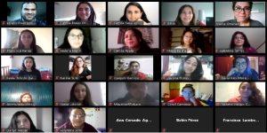 Estudiantes que ganaron becas de idiomas ya comenzaron sus clases