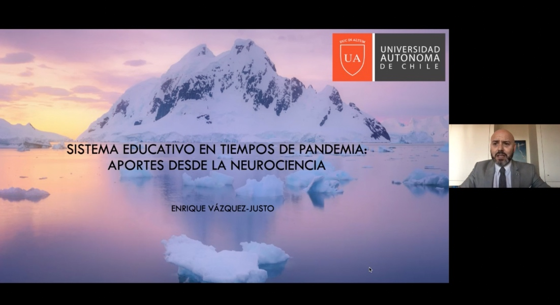 Con clase magistral sobre el sistema educativo en tiempos de pandemia, Facultad de Ciencias Sociales y Humanidades da el vamos a su año académico
