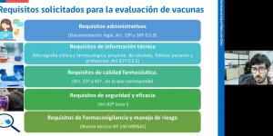 Especialistas del ISP participaron en coloquio sobre desarrollo y registro de vacunas en Chile