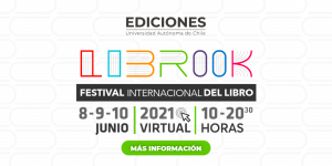 Ediciones Autónoma participará en la Feria virtual Librook 2021