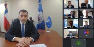 Universidad Autónoma de Chile y PDI suscriben importante alianza de colaboración académica