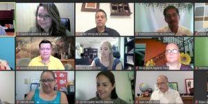 Docente de Educación Diferencial participó en panel internacional sobre devenir de la pedagogía postpandemia