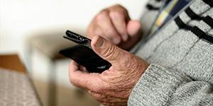Efectos de la pandemia: Adultos mayores y tecnología